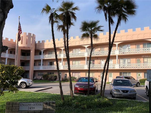 2458 Columbia Drive #46, Clearwater, FL 33763 (MLS #U8037686) :: Burwell Real Estate