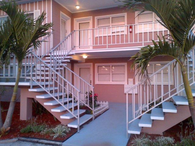 3675 Gulf Boulevard, St Pete Beach, FL 33706 (MLS #U8037835) :: Lockhart & Walseth Team, Realtors