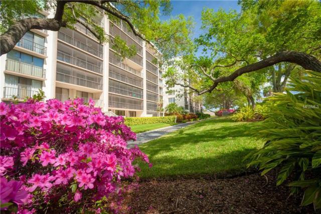 220 Belleview Boulevard #504, Belleair, FL 33756 (MLS #U8038070) :: Burwell Real Estate