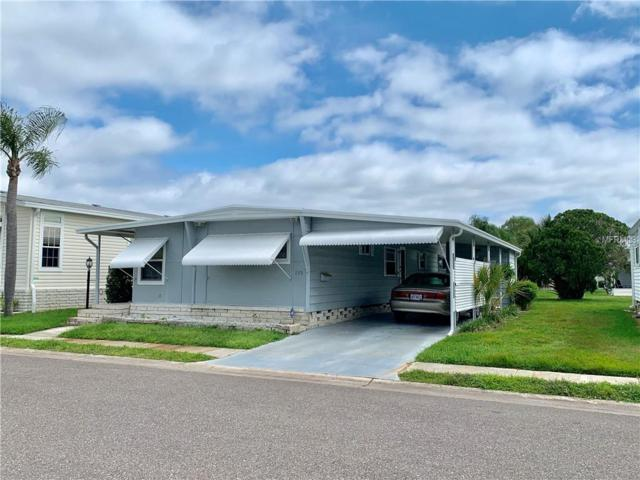 1100 S Belcher Road #135, Largo, FL 33771 (MLS #U8038090) :: Burwell Real Estate