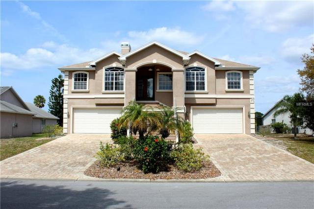 2401 Sand Bay Drive, Holiday, FL 34691 (MLS #U8038109) :: The Duncan Duo Team