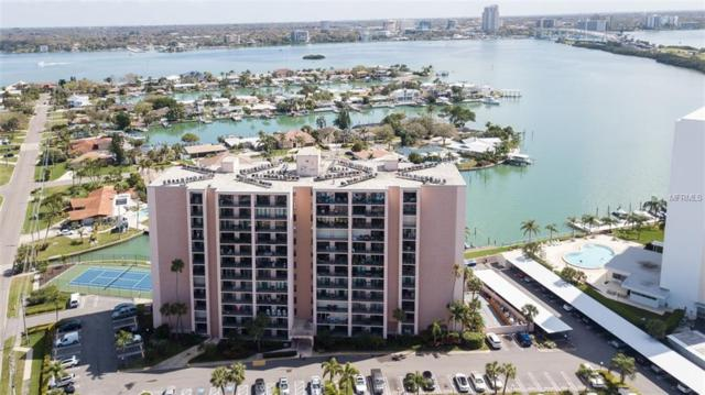 51 Island Way #904, Clearwater Beach, FL 33767 (MLS #U8038241) :: Burwell Real Estate