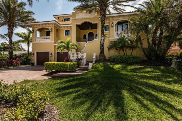 108 Aleta Drive, Belleair Beach, FL 33786 (MLS #U8038299) :: Jeff Borham & Associates at Keller Williams Realty