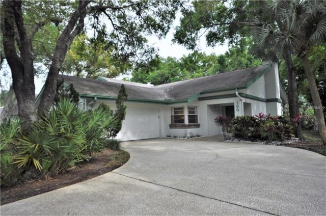 180 Woodridge Circle, Oldsmar, FL 34677 (MLS #U8038342) :: Cartwright Realty