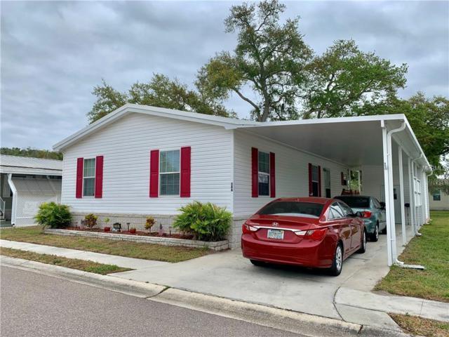 1100 S Belcher Road #386, Largo, FL 33771 (MLS #U8038429) :: Burwell Real Estate