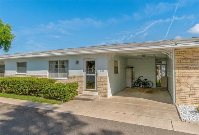 12400 Park Boulevard #623, Seminole, FL 33772 (MLS #U8038530) :: Burwell Real Estate