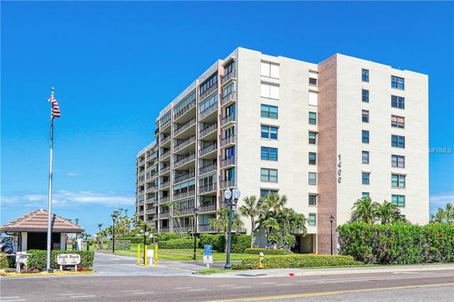 1400 Gulf Boulevard #201, Clearwater, FL 33767 (MLS #U8038625) :: Burwell Real Estate
