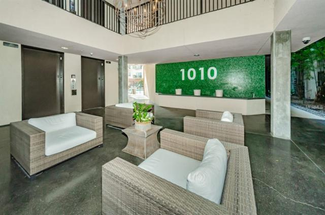 1010 Central Avenue #413, St Petersburg, FL 33705 (MLS #U8038733) :: Jeff Borham & Associates at Keller Williams Realty