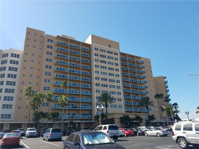 880 Mandalay Avenue S313, Clearwater, FL 33767 (MLS #U8038810) :: Jeff Borham & Associates at Keller Williams Realty