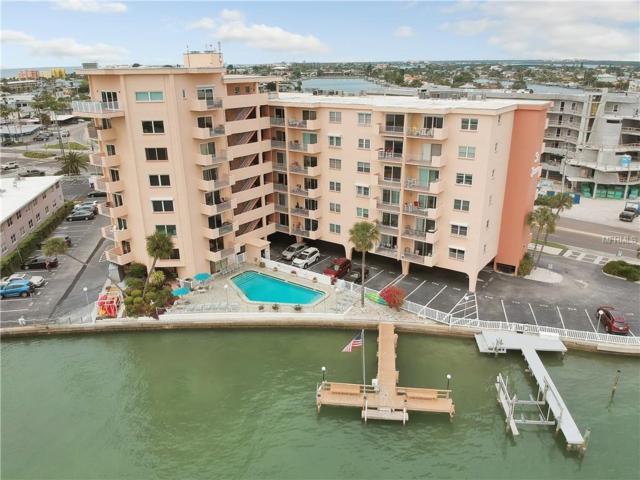 285 107TH Avenue #308, Treasure Island, FL 33706 (MLS #U8038879) :: Griffin Group
