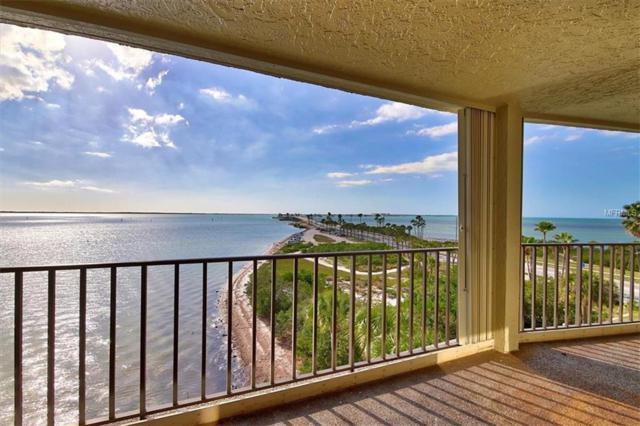 2598 Gary Circle #406, Dunedin, FL 34698 (MLS #U8038929) :: Dalton Wade Real Estate Group