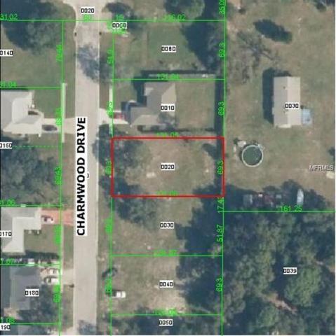 0 Charmwood Drive, Hudson, FL 34667 (MLS #U8038941) :: Jeff Borham & Associates at Keller Williams Realty