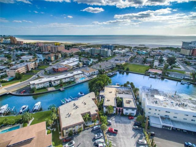 11700 Capri Circle S #9, Treasure Island, FL 33706 (MLS #U8038953) :: Gate Arty & the Group - Keller Williams Realty