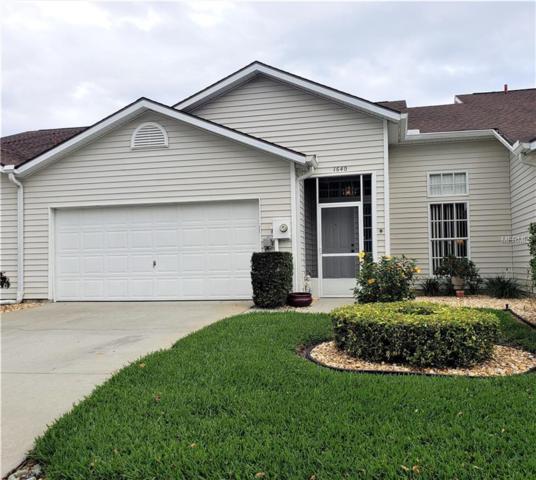 1640 Lake Heron Drive, Lutz, FL 33549 (MLS #U8039002) :: Jeff Borham & Associates at Keller Williams Realty