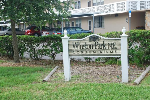 4880 Locust Street NE #229, St Petersburg, FL 33703 (MLS #U8039081) :: Lovitch Realty Group, LLC