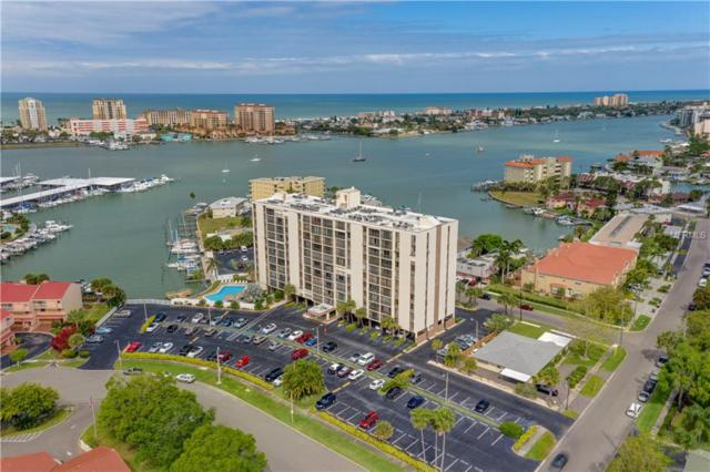255 Dolphin Point #302, Clearwater, FL 33767 (MLS #U8039217) :: Mark and Joni Coulter | Better Homes and Gardens