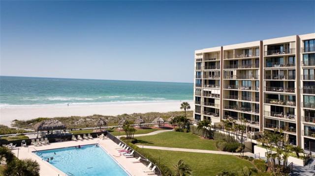 1400 Gulf Blvd #412, Clearwater, FL 33767 (MLS #U8039277) :: Delgado Home Team at Keller Williams