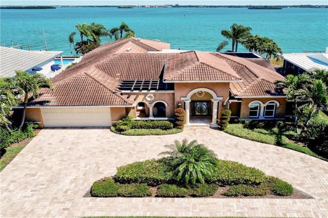 879 Harbor Island, Clearwater, FL 33767 (MLS #U8039303) :: Andrew Cherry & Company