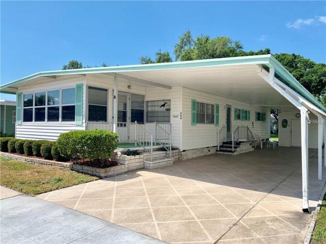 1100 S Belcher Road #564, Largo, FL 33771 (MLS #U8039369) :: Burwell Real Estate