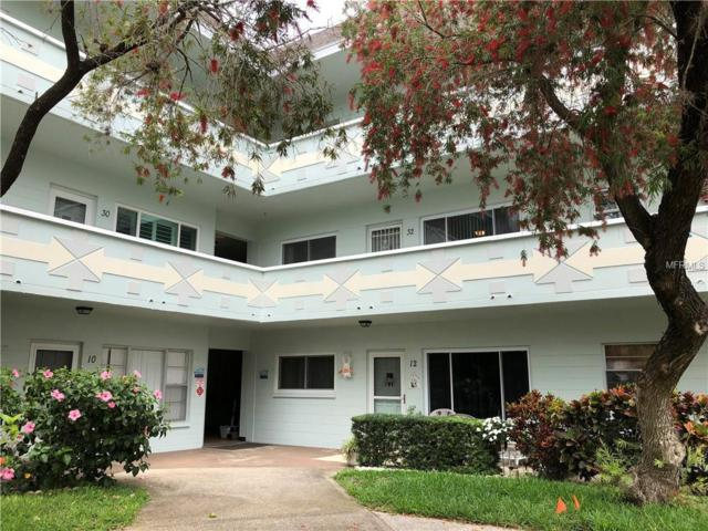 2254 Norwegian Drive #32, Clearwater, FL 33763 (MLS #U8039418) :: Burwell Real Estate