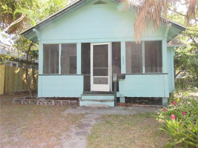 2032 Walton Street S, St Petersburg, FL 33712 (MLS #U8039479) :: Griffin Group