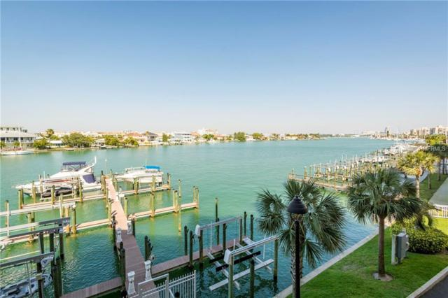 530 S Gulfview Boulevard #306, Clearwater, FL 33767 (MLS #U8039536) :: Griffin Group