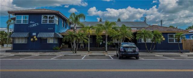 600 Corey Avenue, St Pete Beach, FL 33706 (MLS #U8039544) :: Mark and Joni Coulter | Better Homes and Gardens