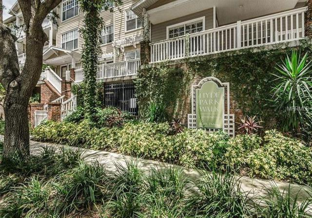 800 S Dakota Avenue #119, Tampa, FL 33606 (MLS #U8039795) :: Cartwright Realty