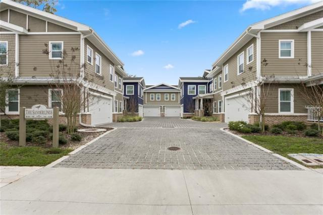 432 11TH Avenue NE, St Petersburg, FL 33701 (MLS #U8039857) :: Lovitch Realty Group, LLC
