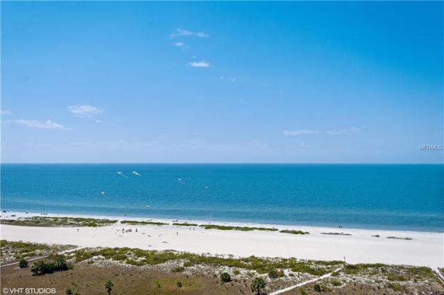 1180 Gulf Boulevard #1401, Clearwater, FL 33767 (MLS #U8040248) :: Burwell Real Estate