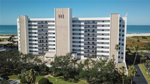1250 Gulf Boulevard #604, Clearwater, FL 33767 (MLS #U8040317) :: Team Bohannon Keller Williams, Tampa Properties