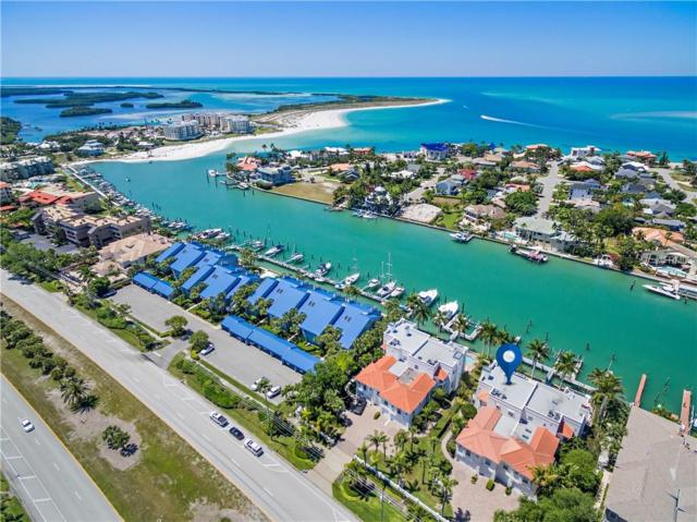 870 Pinellas Bayway S, Tierra Verde, FL 33715 (MLS #U8040477) :: Lockhart & Walseth Team, Realtors