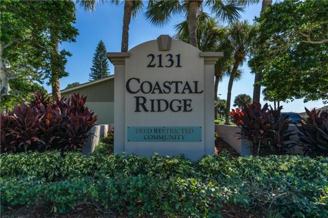 2131 Ridge Road S #18, Largo, FL 33778 (MLS #U8040552) :: Cartwright Realty