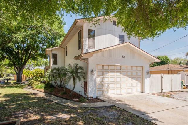 22 Cypress Drive, Palm Harbor, FL 34684 (MLS #U8040781) :: Delgado Home Team at Keller Williams