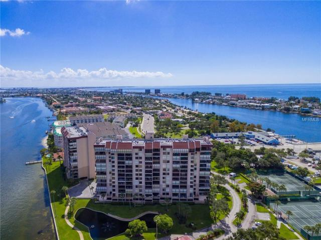 9425 Blind Pass Road #302, St Pete Beach, FL 33706 (MLS #U8041154) :: Lockhart & Walseth Team, Realtors