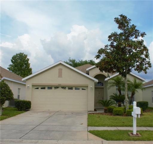 Address Not Published, Land O Lakes, FL 34639 (MLS #U8041620) :: Burwell Real Estate