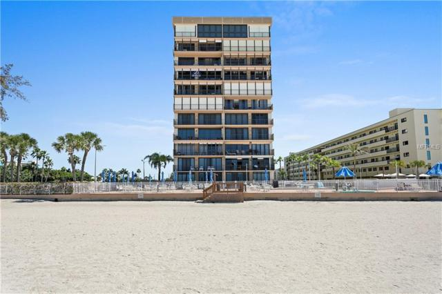 5396 Gulf Boulevard #107, St Pete Beach, FL 33706 (MLS #U8041626) :: Lockhart & Walseth Team, Realtors
