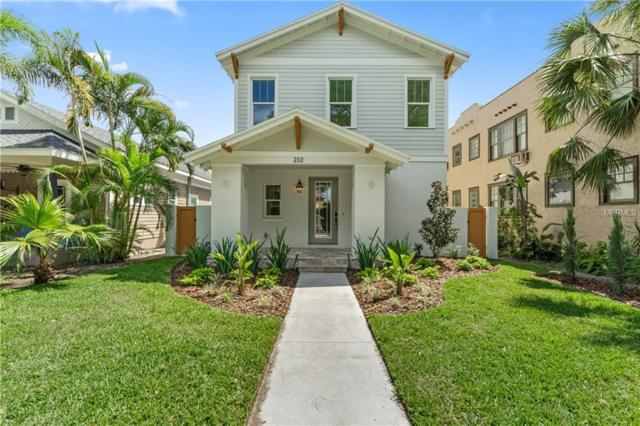 232 13TH Avenue NE, St Petersburg, FL 33701 (MLS #U8041659) :: Andrew Cherry & Company