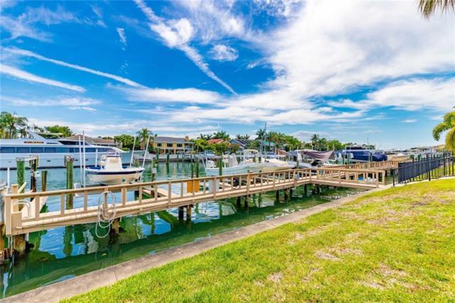 745 Pinellas Bayway S #107, Tierra Verde, FL 33715 (MLS #U8041704) :: Lockhart & Walseth Team, Realtors