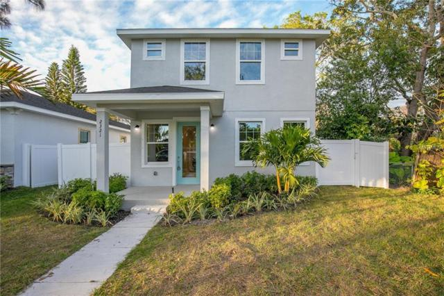 777 52ND LOT 1 Avenue N, St Petersburg, FL 33703 (MLS #U8041861) :: Lockhart & Walseth Team, Realtors