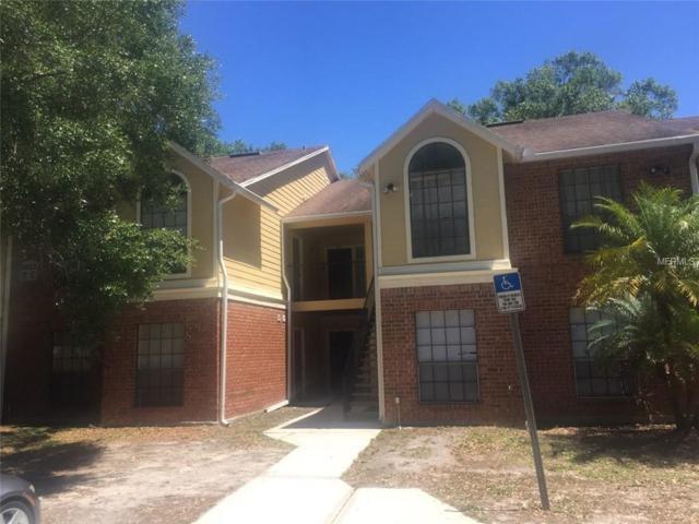 8603 Fancy Finch Drive #104, Tampa, FL 33614 (MLS #U8041910) :: Welcome Home Florida Team