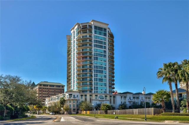 450 Knights Run Avenue #1005, Tampa, FL 33602 (MLS #U8041968) :: The Duncan Duo Team