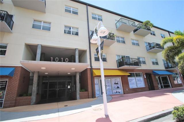 1010 Central Avenue #119, St Petersburg, FL 33705 (MLS #U8042108) :: Lockhart & Walseth Team, Realtors