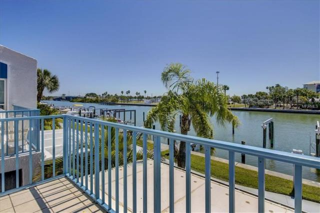 329 Medallion Boulevard H, Madeira Beach, FL 33708 (MLS #U8042155) :: Cartwright Realty