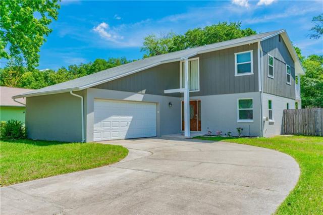 18423 Swan Lake Drive, Lutz, FL 33549 (MLS #U8042590) :: Griffin Group