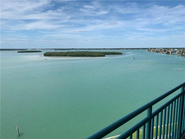 1 Key Capri 707E, Treasure Island, FL 33706 (MLS #U8042604) :: Baird Realty Group