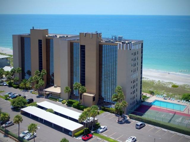 900 Gulf Boulevard #107, Indian Rocks Beach, FL 33785 (MLS #U8042625) :: White Sands Realty Group