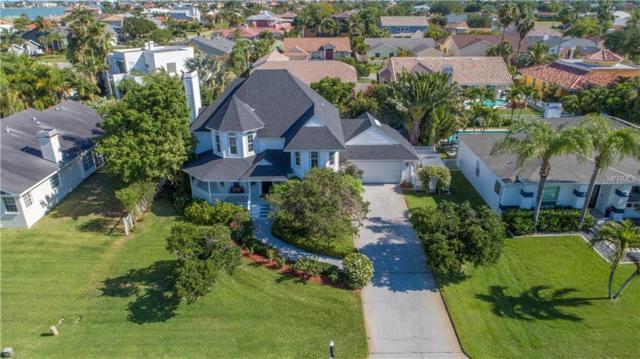 677 Cortez Drive, Tierra Verde, FL 33715 (MLS #U8042686) :: American Realty