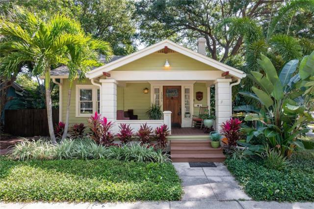 1301 Highland Street N, St Petersburg, FL 33701 (MLS #U8042722) :: The Edge Group at Keller Williams