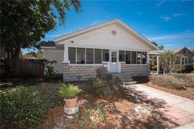 3634 Burlington Avenue N, St Petersburg, FL 33713 (MLS #U8042806) :: Florida Real Estate Sellers at Keller Williams Realty